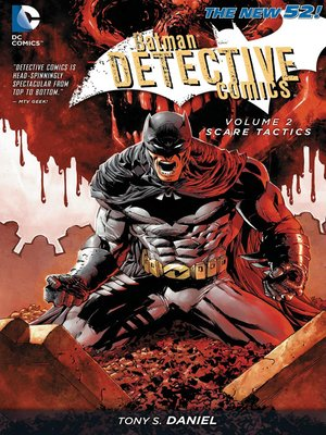 cover image of Detective Comics (2011), Volume 2