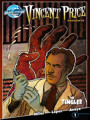 cover image of The Tingler, Issue 1
