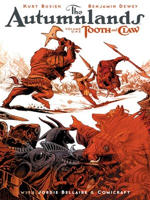 cover image of The Autumnlands, Volume 1