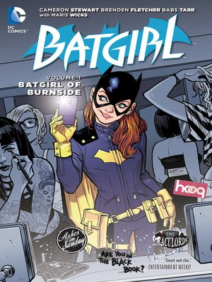 cover image of Batgirl (2014), Volume 1