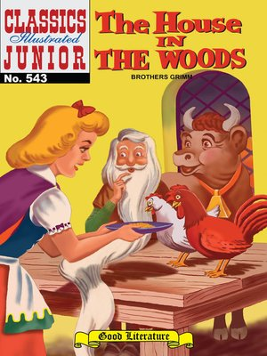 cover image of House in the Woods