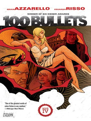 cover image of 100 Bullets (1999), Book 4
