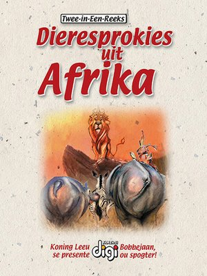cover image of Dieresprokies, Volume 4