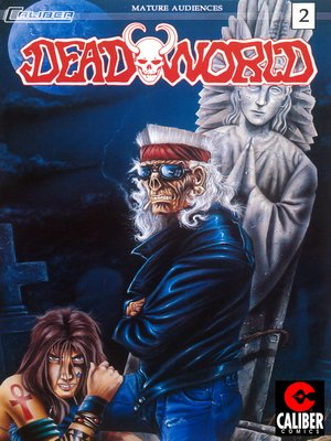 cover image of Deadworld, Volume 2, Issue 2