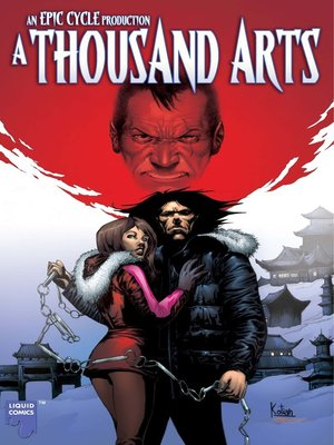 cover image of A Thousand Arts Graphic Novel, Volume 1