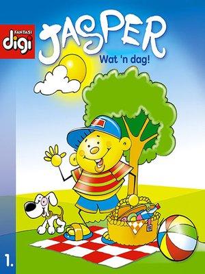 cover image of Jasper-reeks, Volume 1