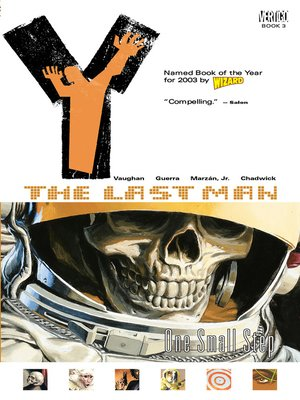 cover image of Y: The Last Man, Volume 3