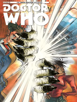 cover image of Doctor Who: The Tenth Doctor Archives (2015), Issue 6