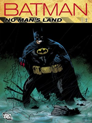 cover image of Batman: No Man's Land, Volume 2