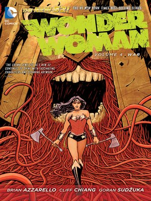cover image of Wonder Woman, Volume 4