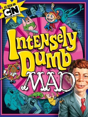cover image of Intensely Dumb MAD