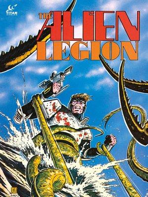 cover image of Alien Legion (1984), Issue 4