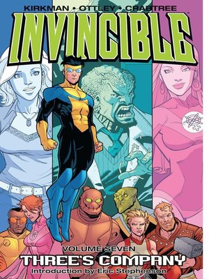 cover image of Invincible (2003), Volume 7