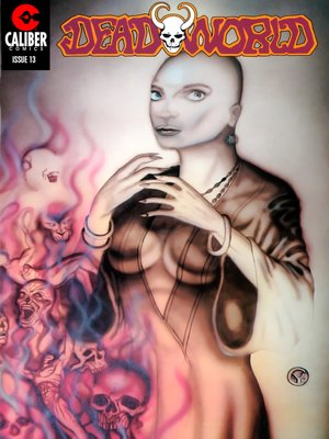 cover image of Deadworld, Volume 2, Issue 13