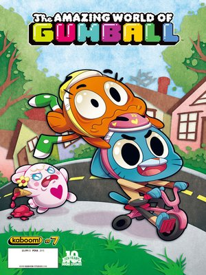 cover image of The Amazing World of Gumball, Issue 7