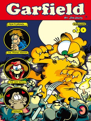 cover image of Garfield, Issue 30