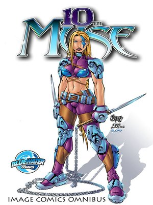 cover image of 10th Muse Omnibus, Volume 1