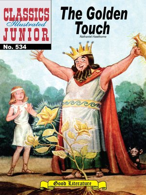 cover image of The Golden Touch