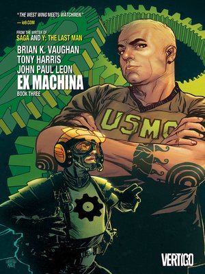 cover image of Ex Machina, Book 3