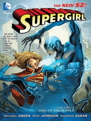 cover image of Supergirl (2011), Volume 2