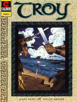 cover image of Troy: An Empire in Siege, Issue 4