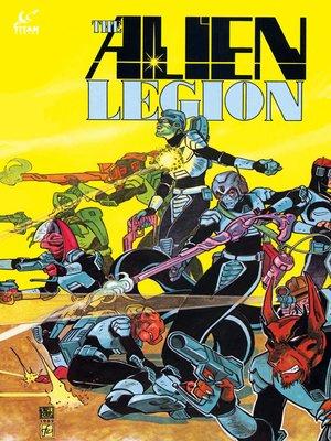 cover image of Alien Legion (1984), Issue 12