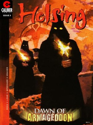 cover image of Helsing, Issue 3