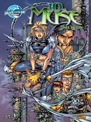 cover image of 10th Muse Cover Gallery, Issue 2