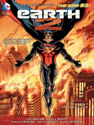 cover image of Earth 2 (2012), Volume 4