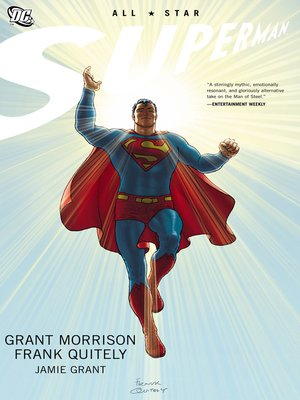 cover image of All-Star Superman