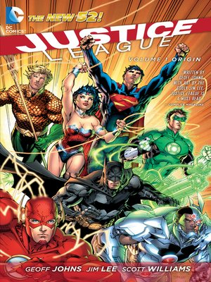 cover image of Justice League, Volume 1