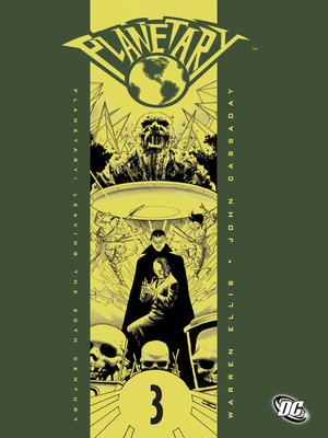 cover image of Planetary, Volume 3