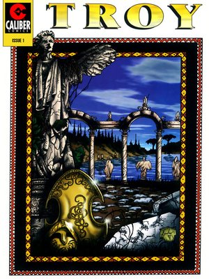cover image of Troy: An Empire in Siege, Issue 1