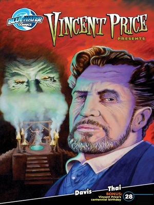cover image of Vincent Price Presents, Issue 28