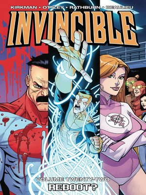 cover image of Invincible (2003), Volume 22