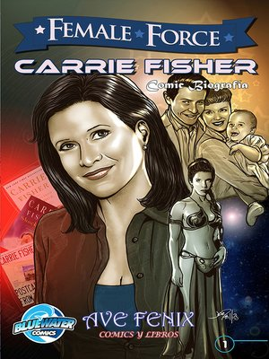 cover image of Carrie Fisher