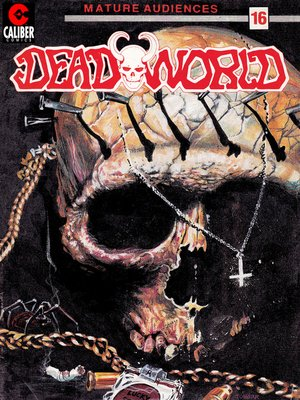 cover image of Deadworld, Issue 16