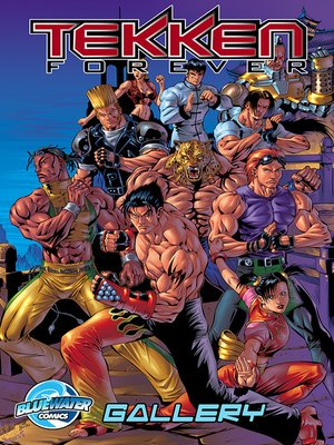 cover image of Tekken Forever Gallery