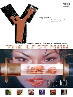 cover image of Y: The Last Man - Ring of Truth