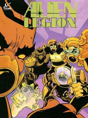 cover image of Alien Legion (1984), Issue 32