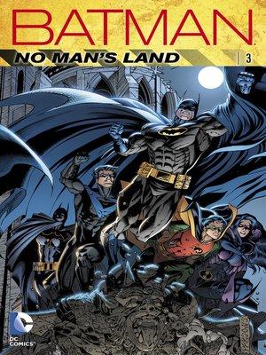 cover image of Batman: No Man's Land, Volume 3