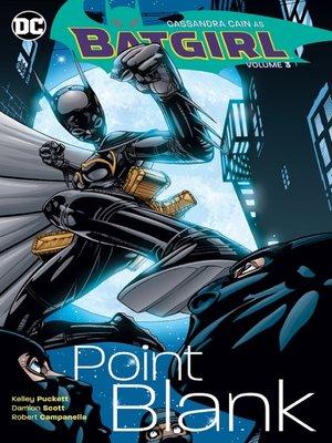 cover image of Batgirl (2000), Volume 3