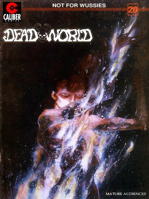 cover image of Deadworld, Issue 20