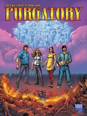 cover image of Purgatory Graphic Novel, Volume 1