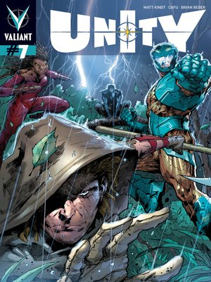 cover image of Unity (2013), Issue 7