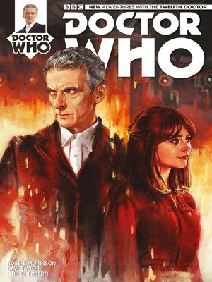 cover image of Doctor Who: The Twelfth Doctor, Year One (2014), Issue 5
