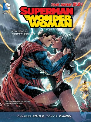 cover image of Superman/Wonder Woman, Volume 1