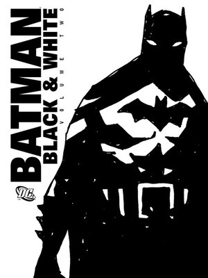 cover image of Batman: Black & White (1996), Volume 2