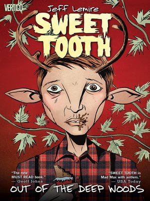 cover image of Sweet Tooth, Volume 1