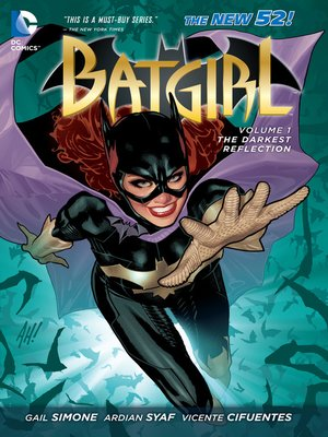 cover image of Batgirl (2011), Volume 1